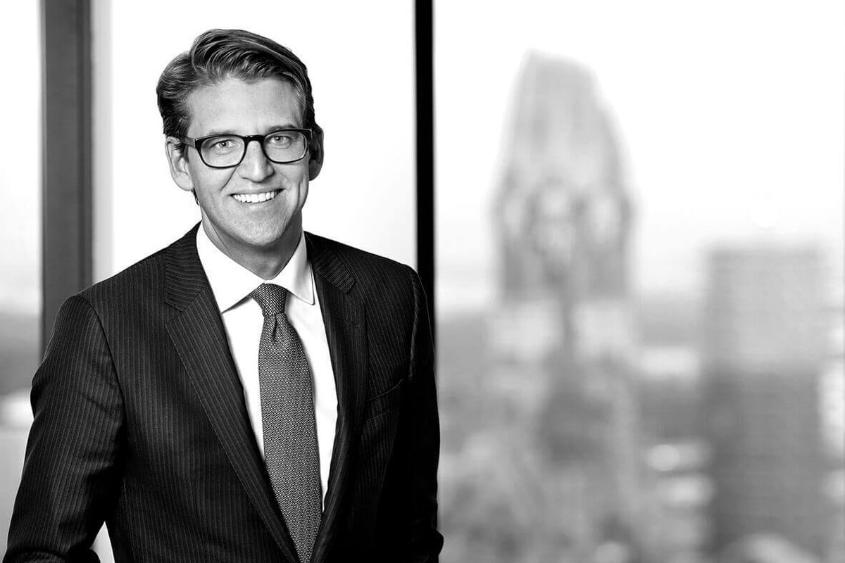 Dr. Gerrit Karalus | Chief Investment Officer (CIO)