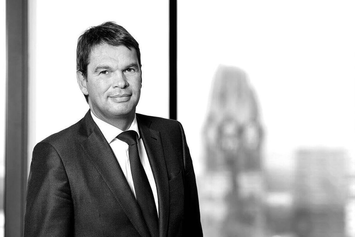 Dr. Christof Nesemeier | Member of the Board and Chief Executive Officer